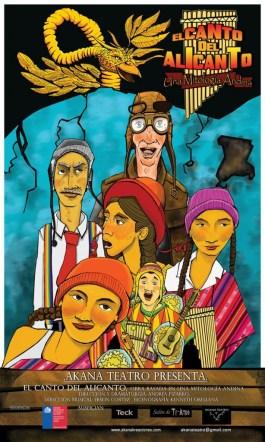 Alicanto - Fondart - Akana Teatro