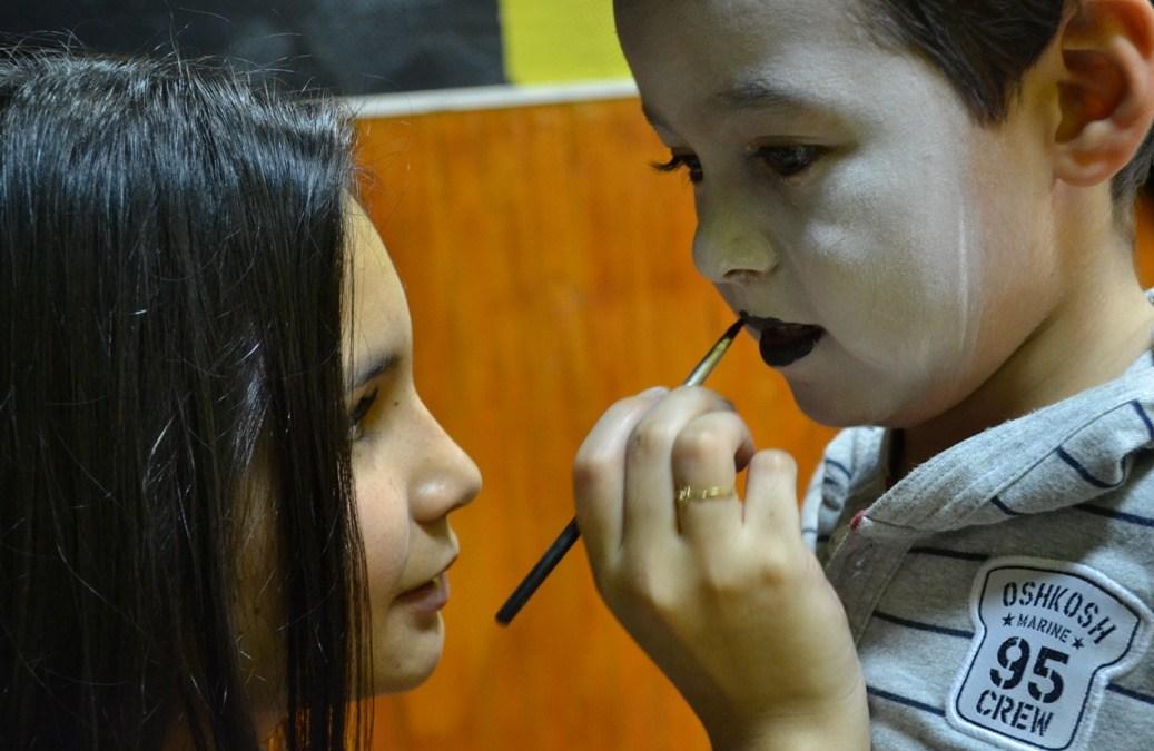 Taller de Teatro Infantil – Iquique 2012