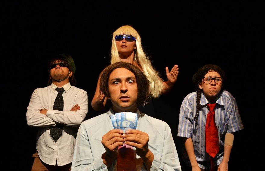 Hora Extra – Cartelera Teatral Noviembre 2012 – Iquique