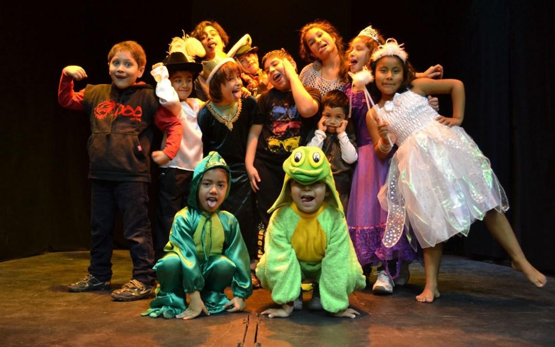 Taller de Teatro Infantil 2013 – Iquique