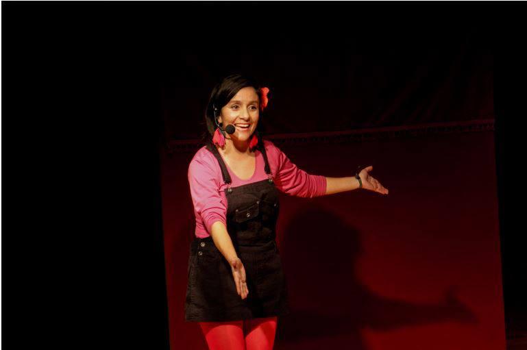 Curso Práctico: Pedagogía Teatral – Iquique 2014