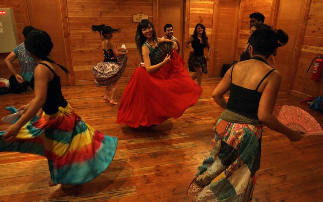 Taller de Danza Contemporánea – Iquique 2015