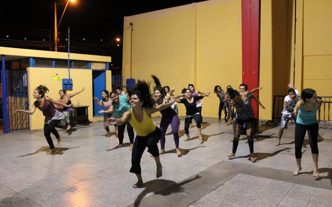 Seminario Intensivo de Danzas Africanas – Iquique 2015