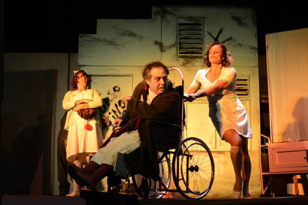 """Obra de Teatro """"Toda una Vida"""" se exhibirá en Espacio Akana este sábado"""