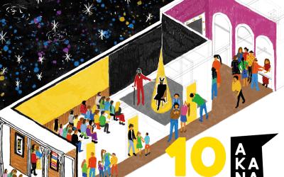 Con las experiencias teatrales más icónicas Espacio Akana celebrará su décimo aniversario