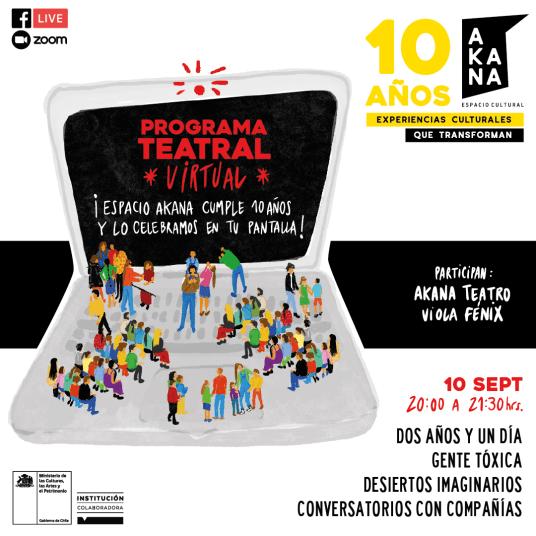 teatro virtual 10 sep
