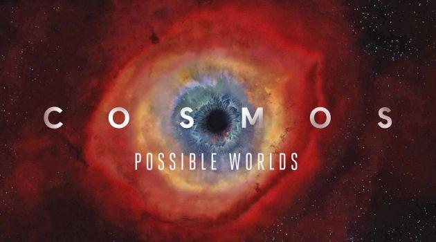 Portada avance de la nueva temporada de Cosmos en 2019