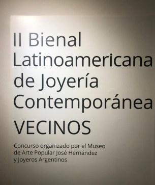 Joyería Textil en Buenos Aires