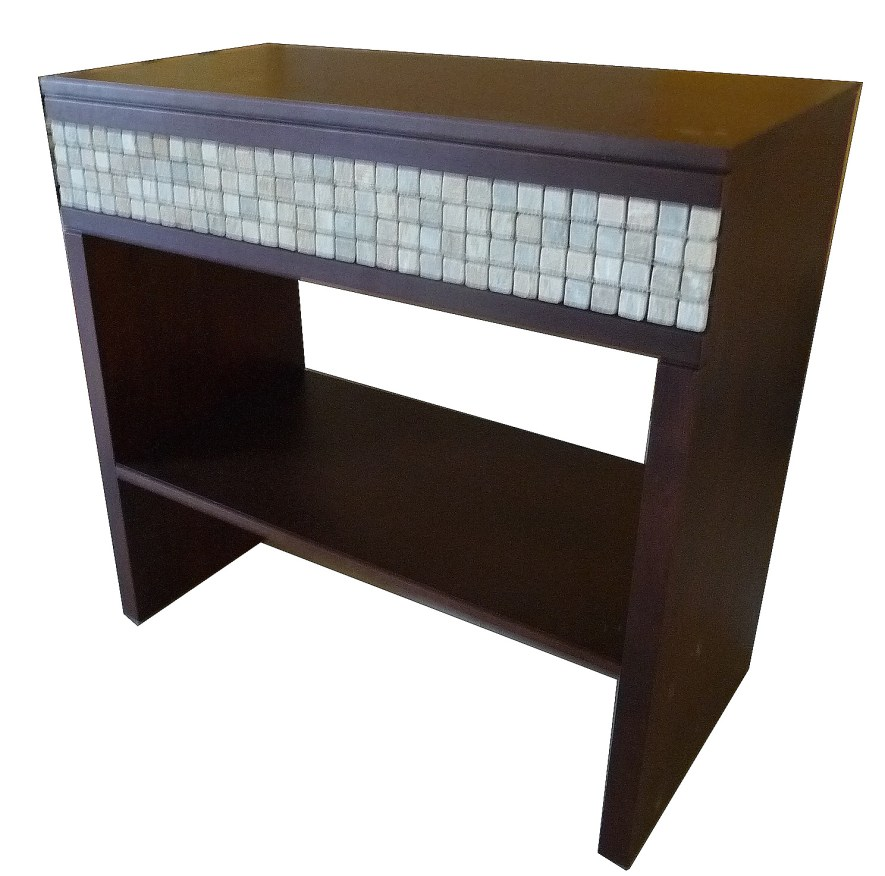 Mueble de Baño Cedro con guarda cerámica