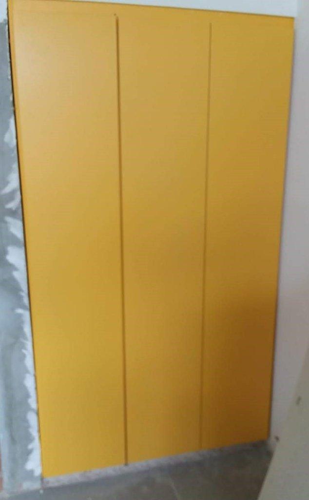 amarillo recortado