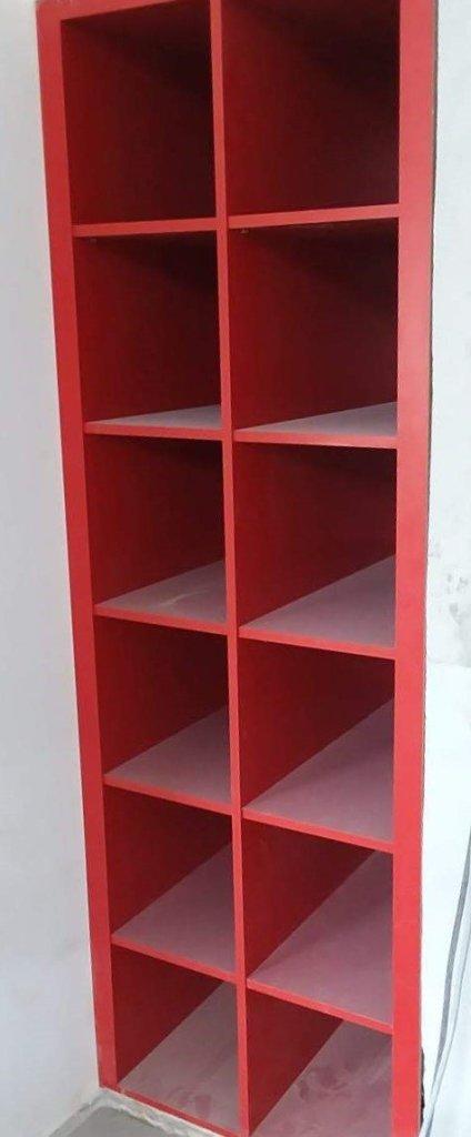 rojo en nicho