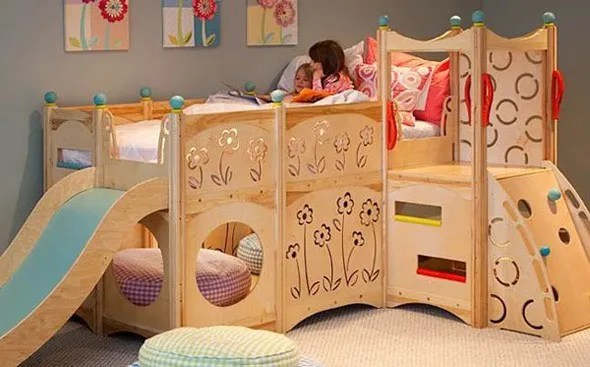 childrens beds plans