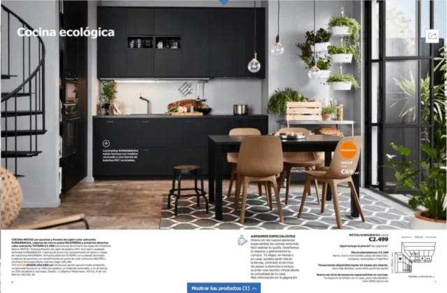 Ikea Kitchen Catalog 2019 Espaciohogarcom