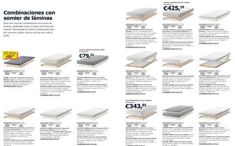 Catlogo Ikea 2011 Colchones