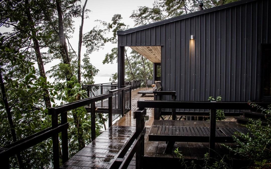 5 detalles de estructuras metálicas y fachadas para proyectos residenciales- parte 5