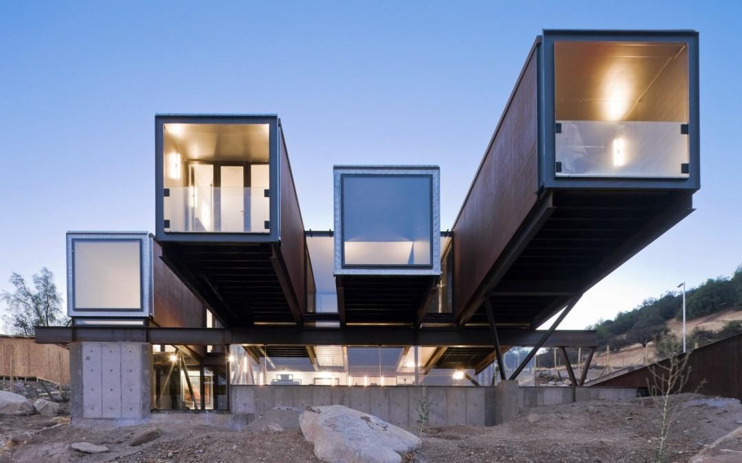5 detalles de estructuras metálicas y fachadas para proyectos residenciales – Parte 1