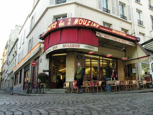 3.- Café les Deux Moulins