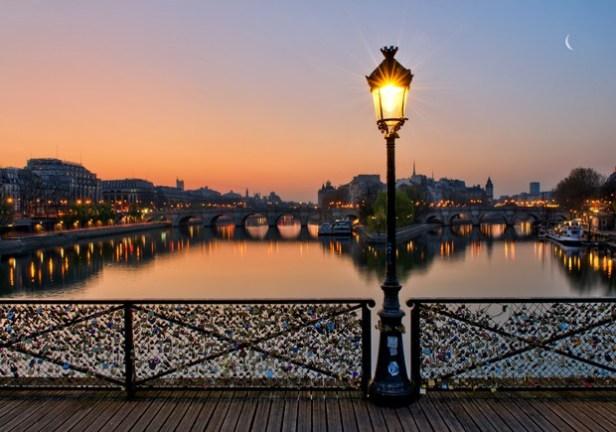 5.- Pont des Arts