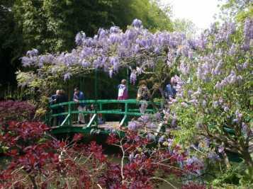 El jardín de Monet