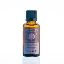 Pure essential oils,stress relaxation. Aromatherapy 100% natural