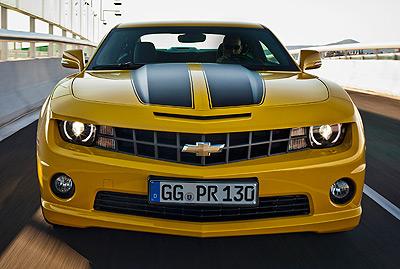 Chevrolet Camaro (1/4)