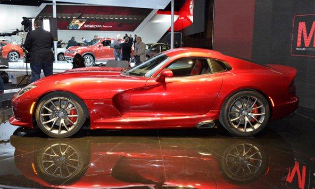 Dodge Viper SRT 2013 (3/6)