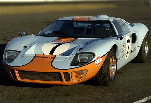Ford GT40 (2/5)