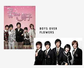 Boys Before Flowers 꽃보다 남자