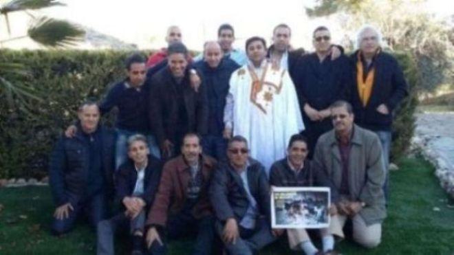 La Gran Evasión de  saharauis