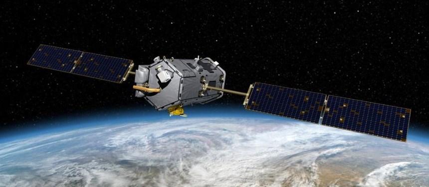 google earth satelite