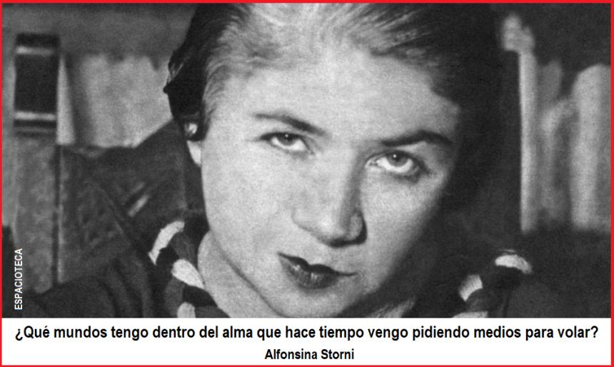 Alfonsina feminista