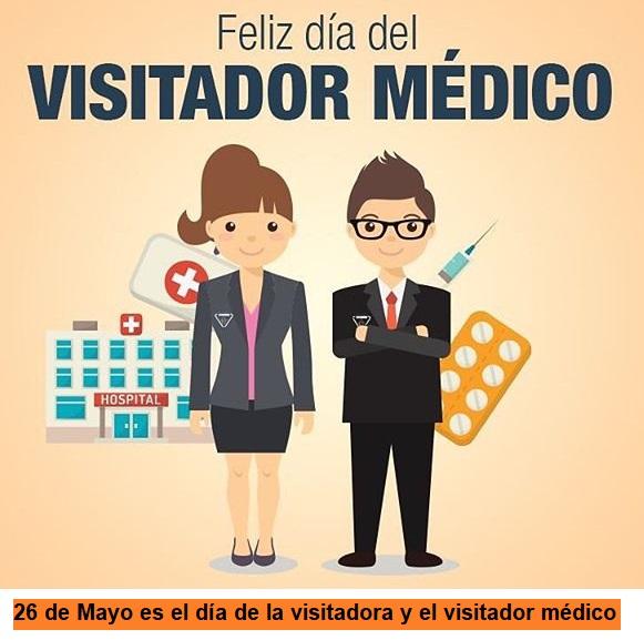 visitadora visitador medico