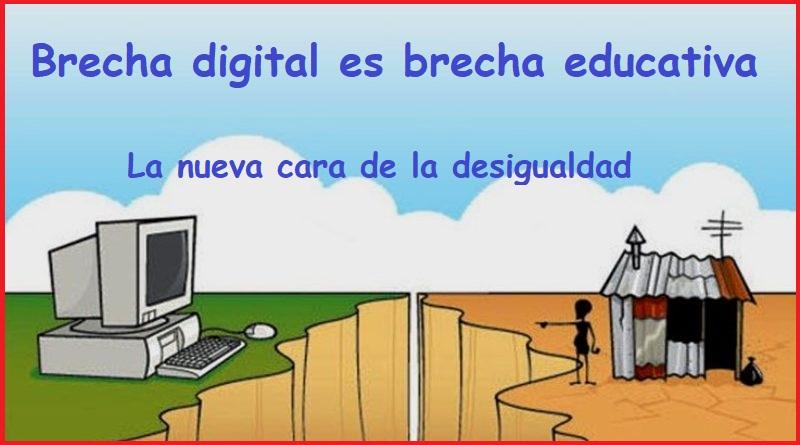 brecha digital es brecha educativa2