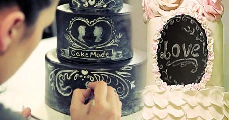 Foto do Bolo da Cake Designer Andrea Souto