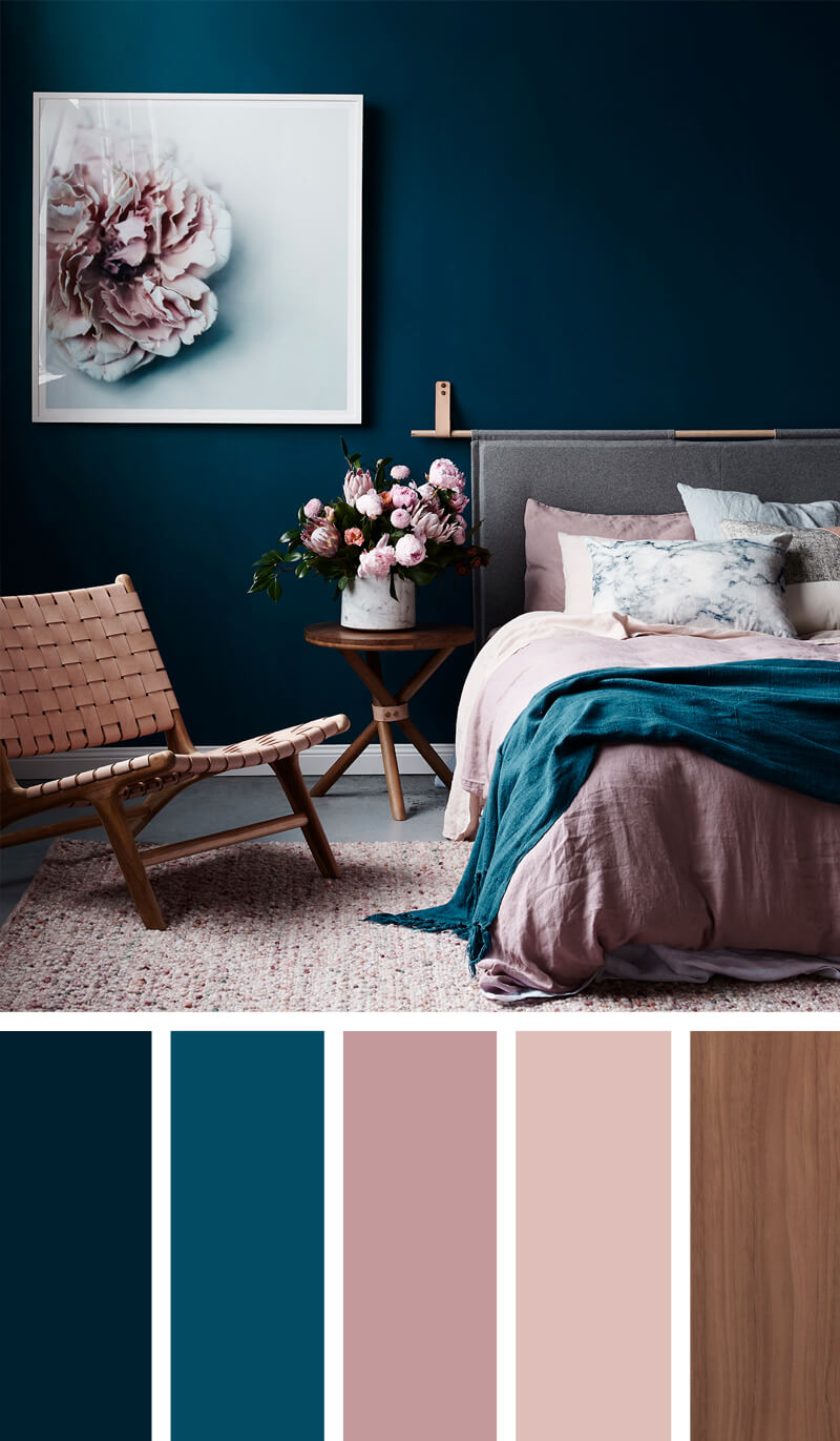 4 Ways To Use Blue Navy Decor To Create A Modern Bedroom