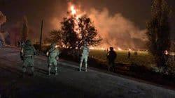explosión oleoducto