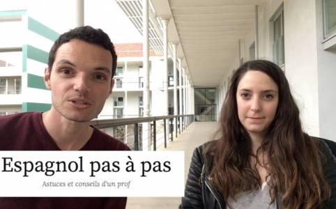 Perrine Gueguen, Karim Joutet, Espagnol pas à pas