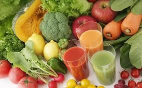 zumo de verduras