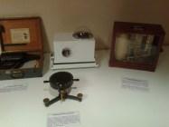 Instruments del fons museístic de MeteoVilatorta.