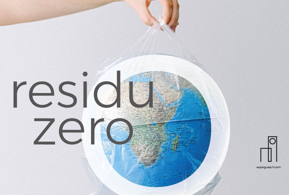 17 juny: Sostenibilitat i residu zero