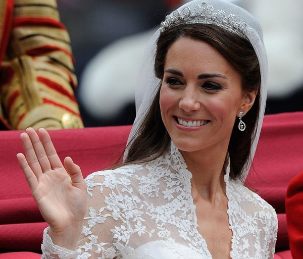 Vestido de Kate Middleton
