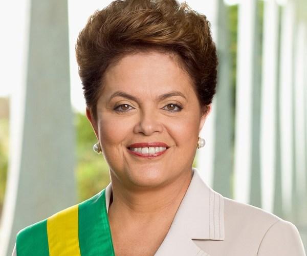 Foto Oficial Presidenta Dilma Rousseff