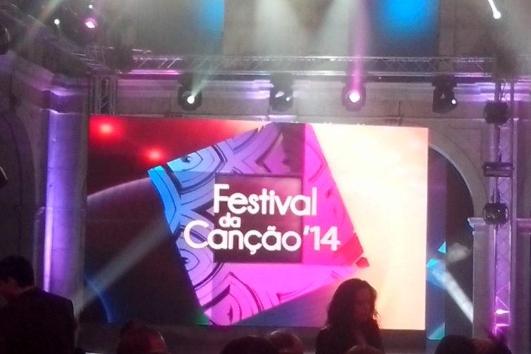 Festival da Canção 2014