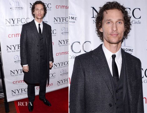 No evento New York Film Critics Circle Awards, 2012