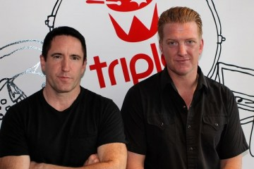 trent-reznor-and-josh-homme-stop-by-triple-j-radio-before-australia-new-zealand-tour