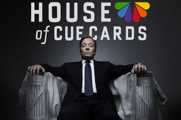 House of cue cards