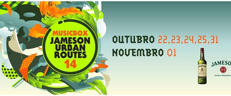 Jameson Urban Routes 2014