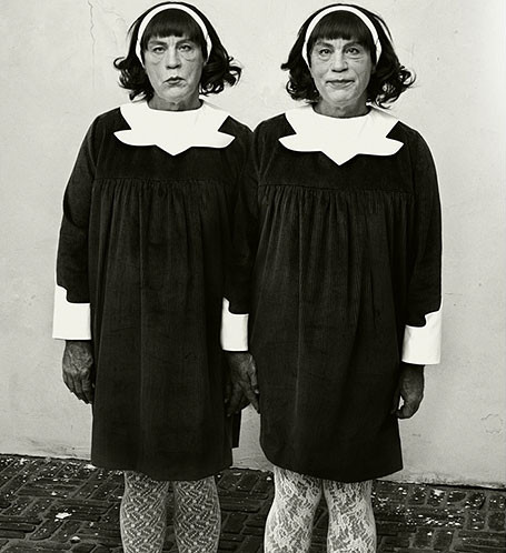 Identical Twins, Roselle, New Jersey (1967)