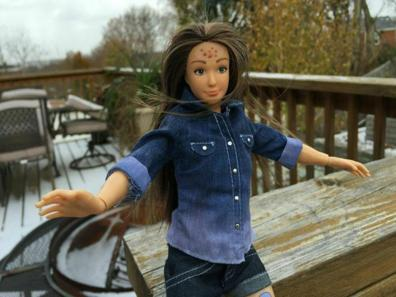 Barbie de Nickolay Lamm