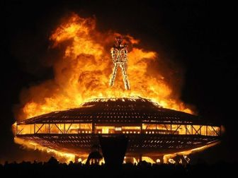 Burning Man – Nevada 01